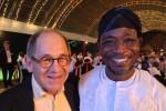 Ralph and Governor of Osun State