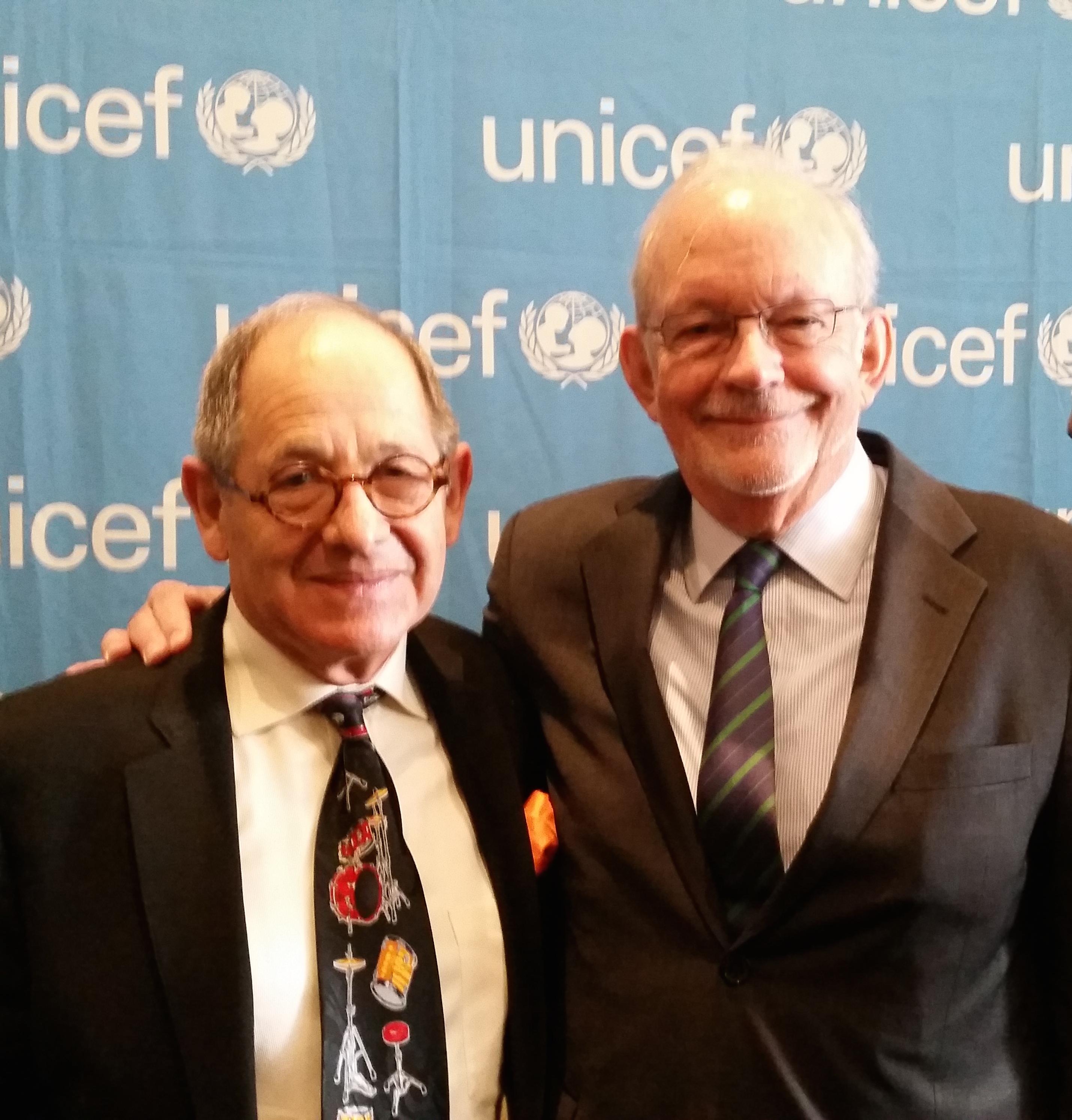 Unicef's 'Imagine' Event in New York  – November 2014
