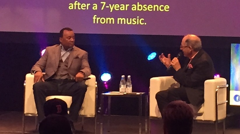 Mobilium meets one of the world's top artist managers & talent finders – Johnny Wright