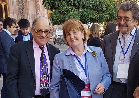 Dateline: Yerevan, Armenia & Baroness Cox