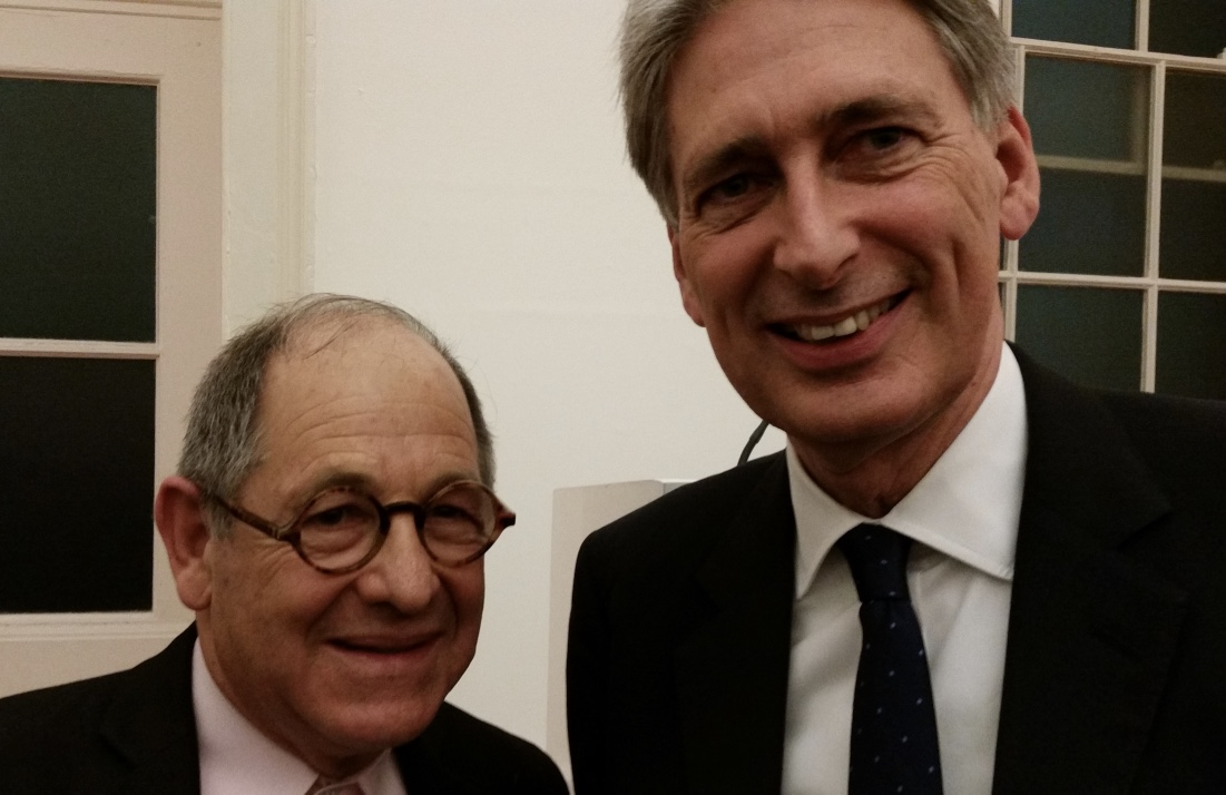 Dateline:  London –   The British Chancellor of the Exchequer the Rt Hon. Philip Hammond