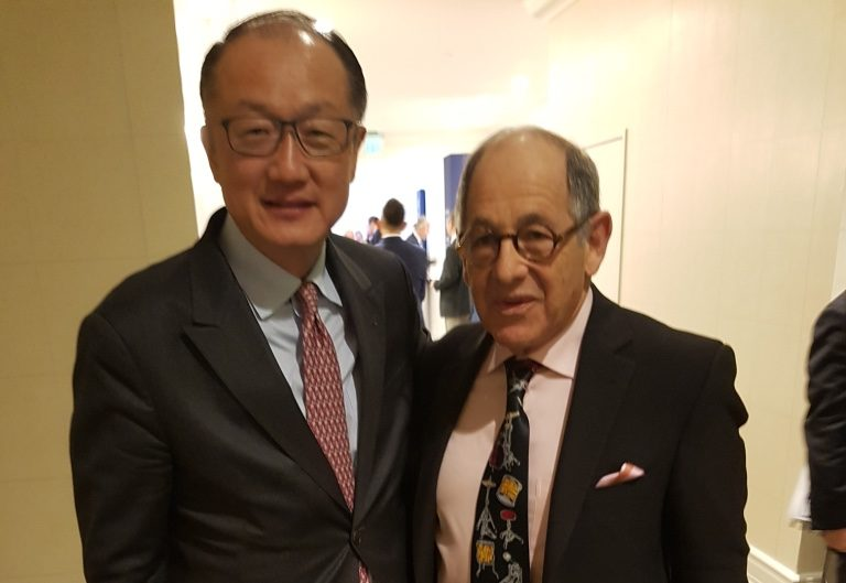 Dateline:  Los Angeles – Mobilium Global meets the President  of The World Bank, Dr Jim Yong Kim