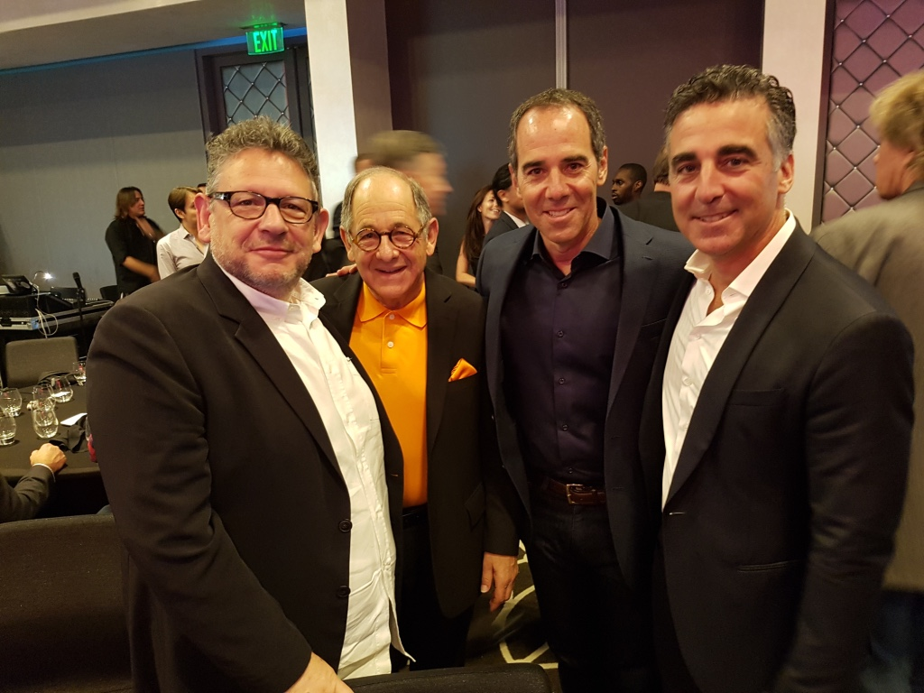 Dateline:  Hollywood, California – Global music industry leaders