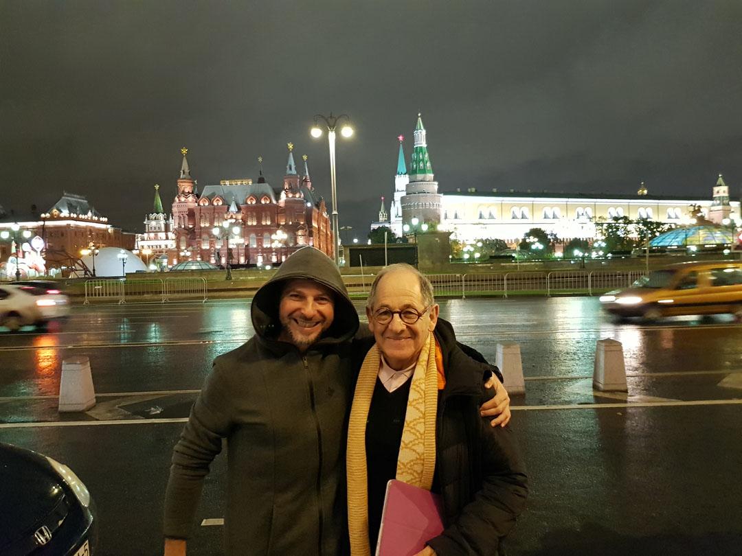 Dateline: The Kremlin, Moscow