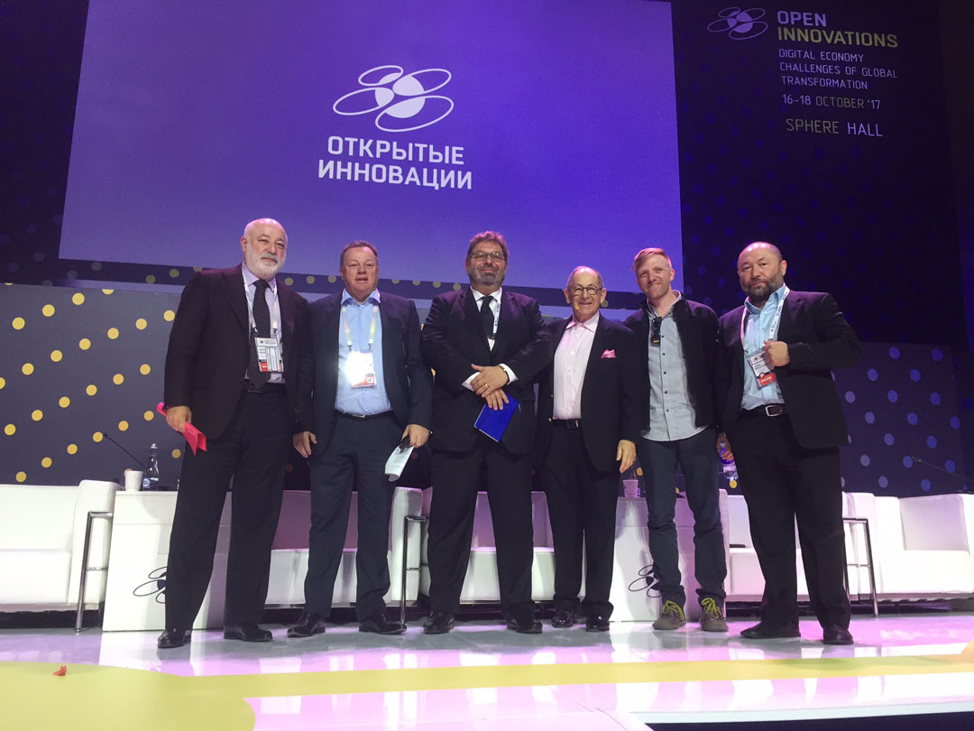 Dateline: Open Innovations Forum 2017, Skolkovo Technopark, Moscow