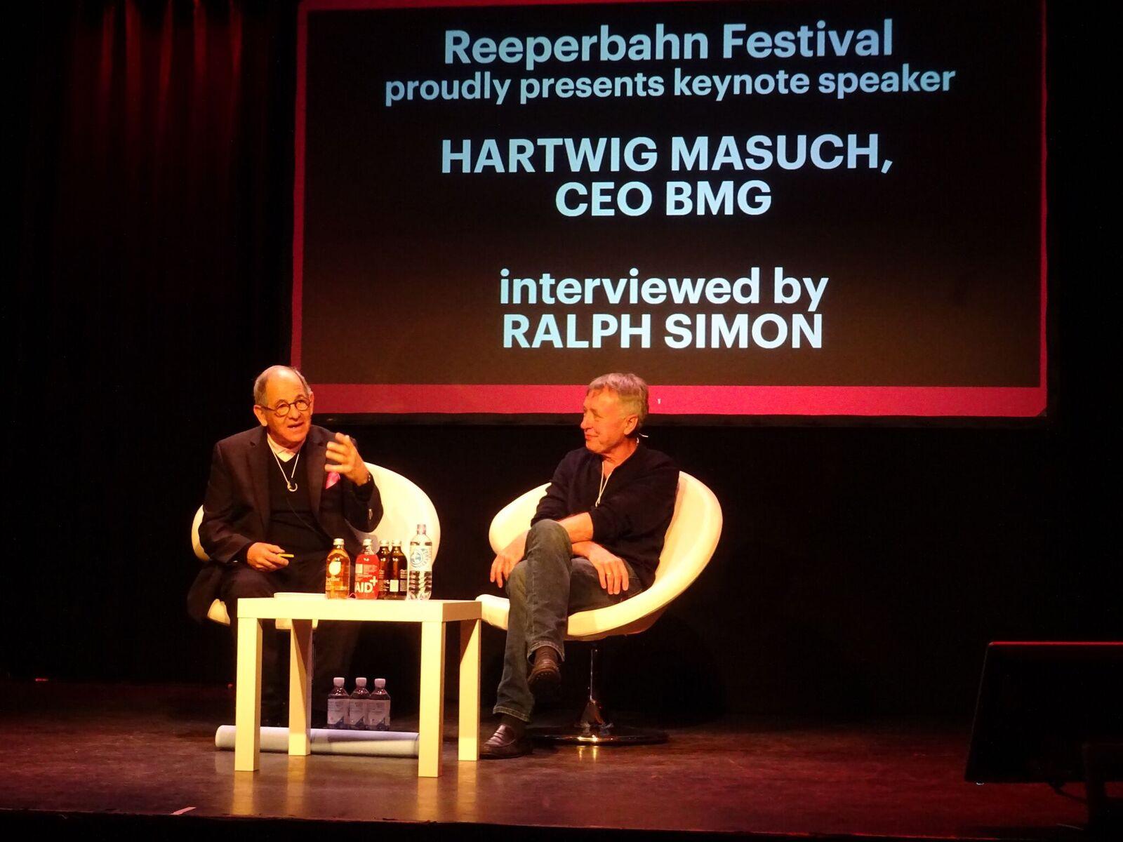 Podcast – Dateline:  The annual Reeperbahn Festival in Hamburg