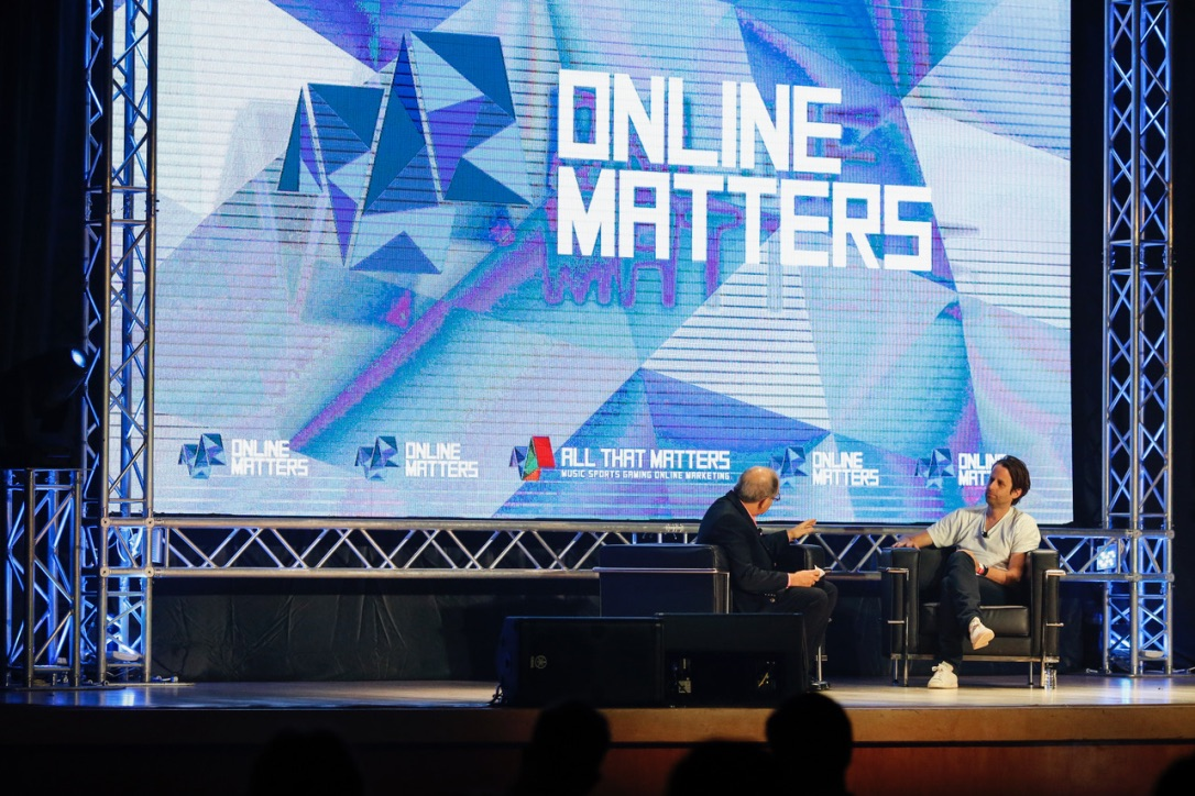 Dateline:  Singapore – Online Matters APAC summit with head of VICE Television