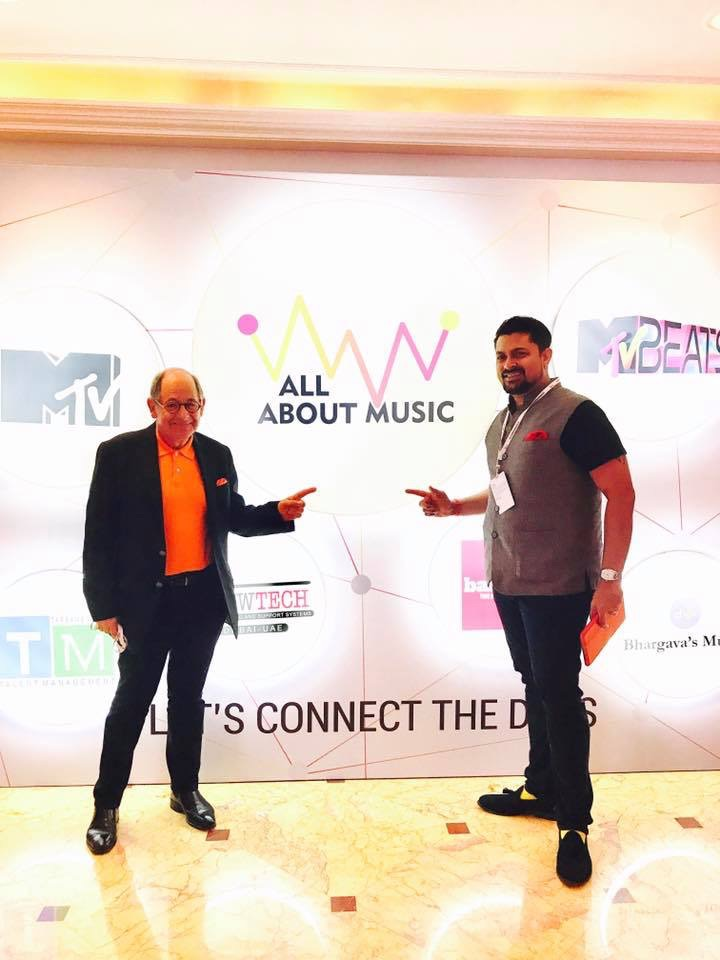 """Dateline: Mumbai – Inaugural """"All About Music"""" conference"""