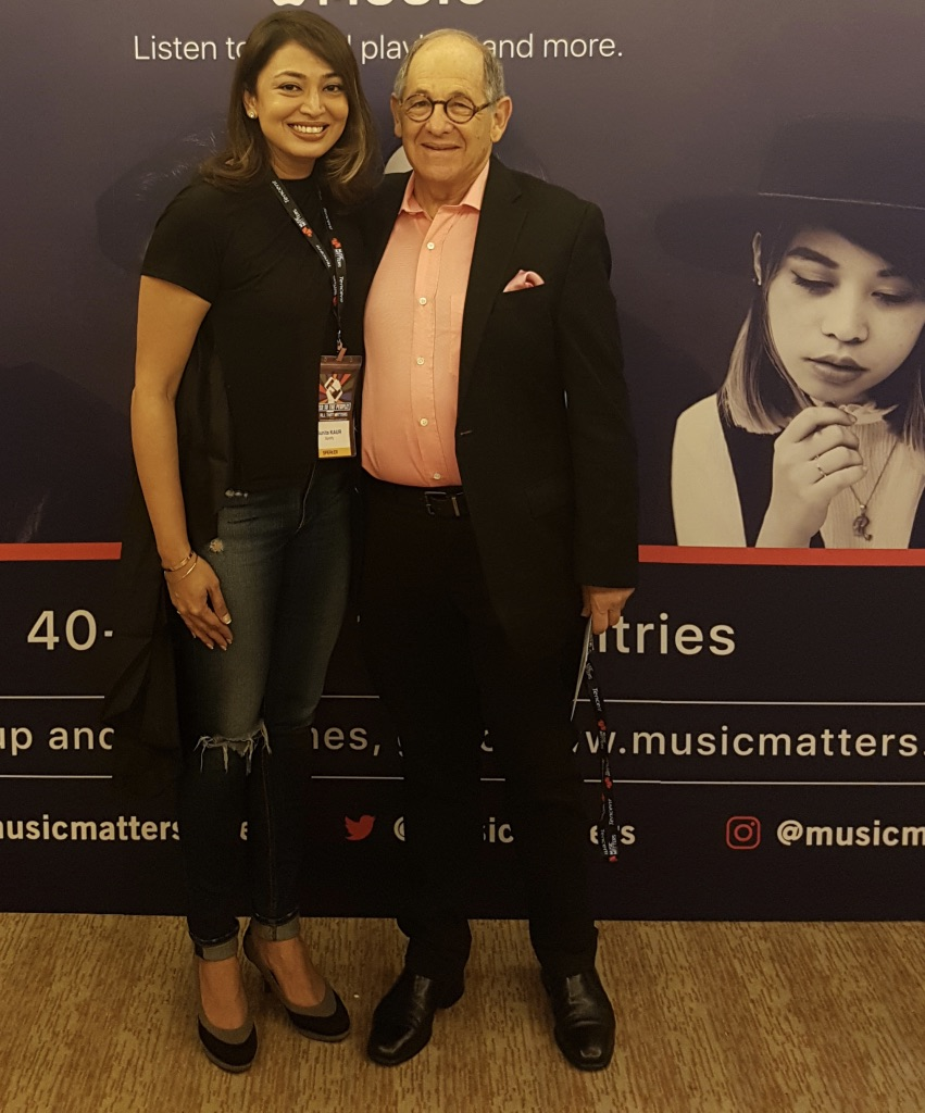Dateline: Singapore – Music Matters 2017 – with APAC's head of Spotify