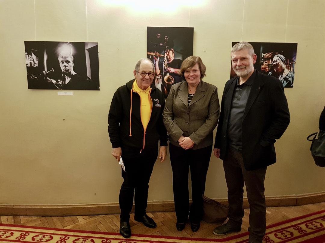 Dateline: Vilnius Jazz @ the Russian Drama Theatre, Vilnius, Lithuania