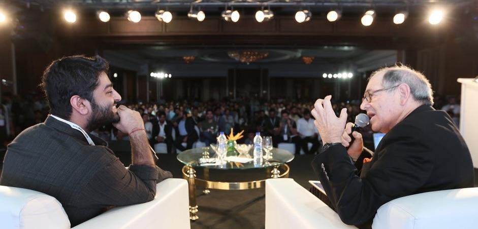 Dateline: Mumbai – Indian superstar interview