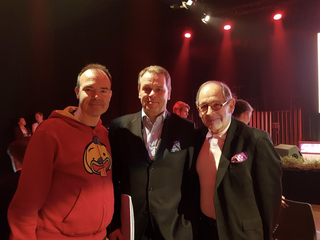The Mayor of  Helsinki meets Mobilium