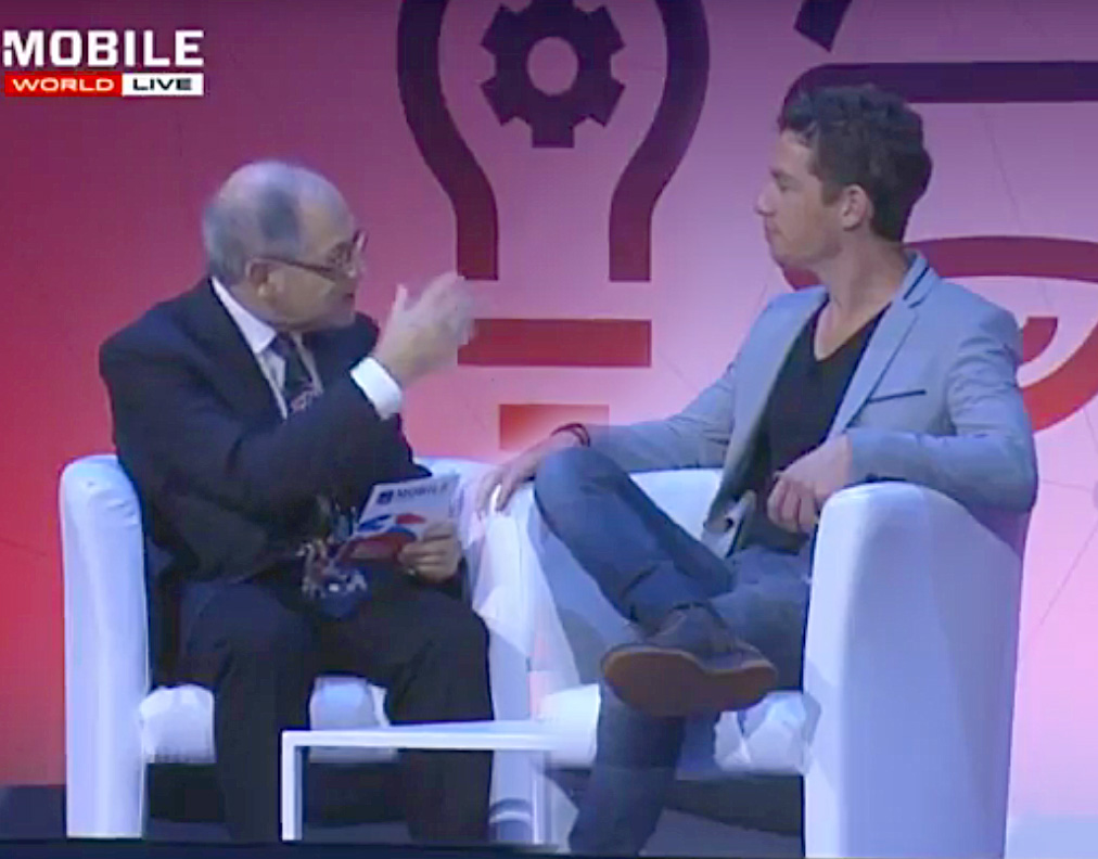 Video – Mobile World Congress 2018 – Keynote interview