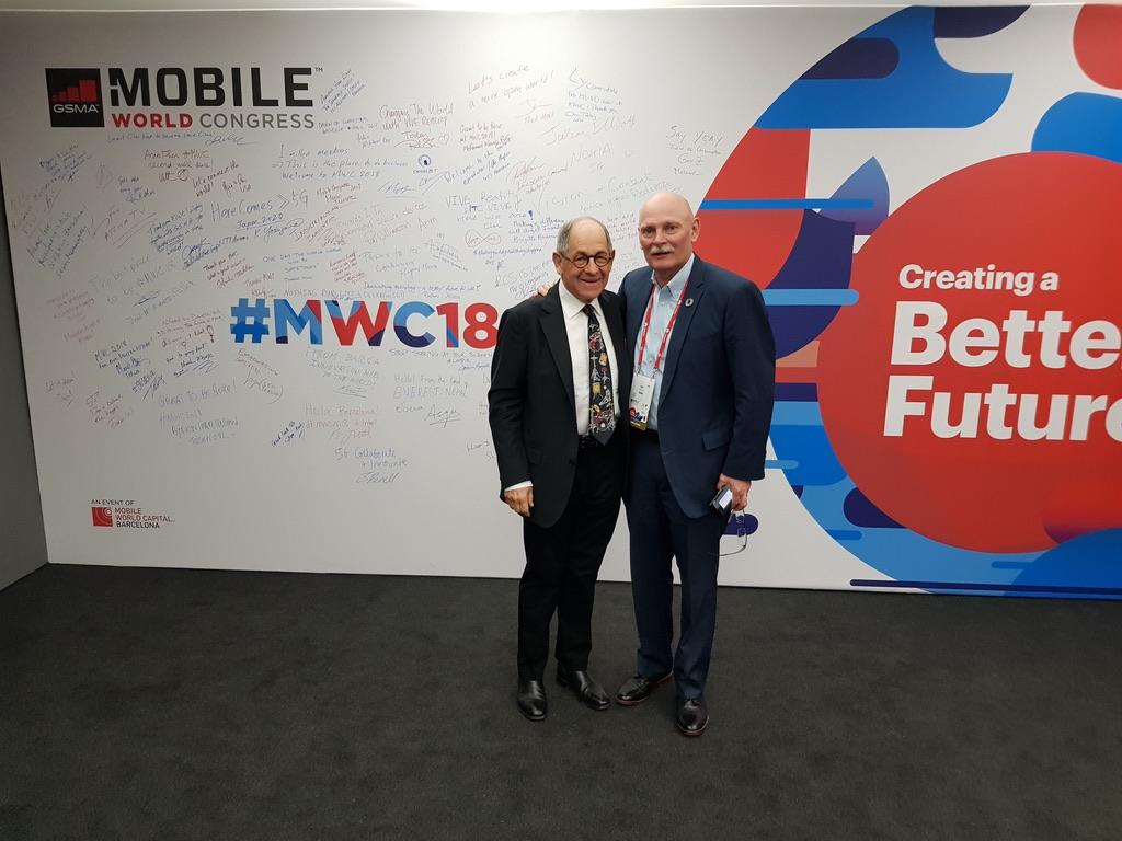 Dateline: Mobile World Congress (MWC), Barcelona