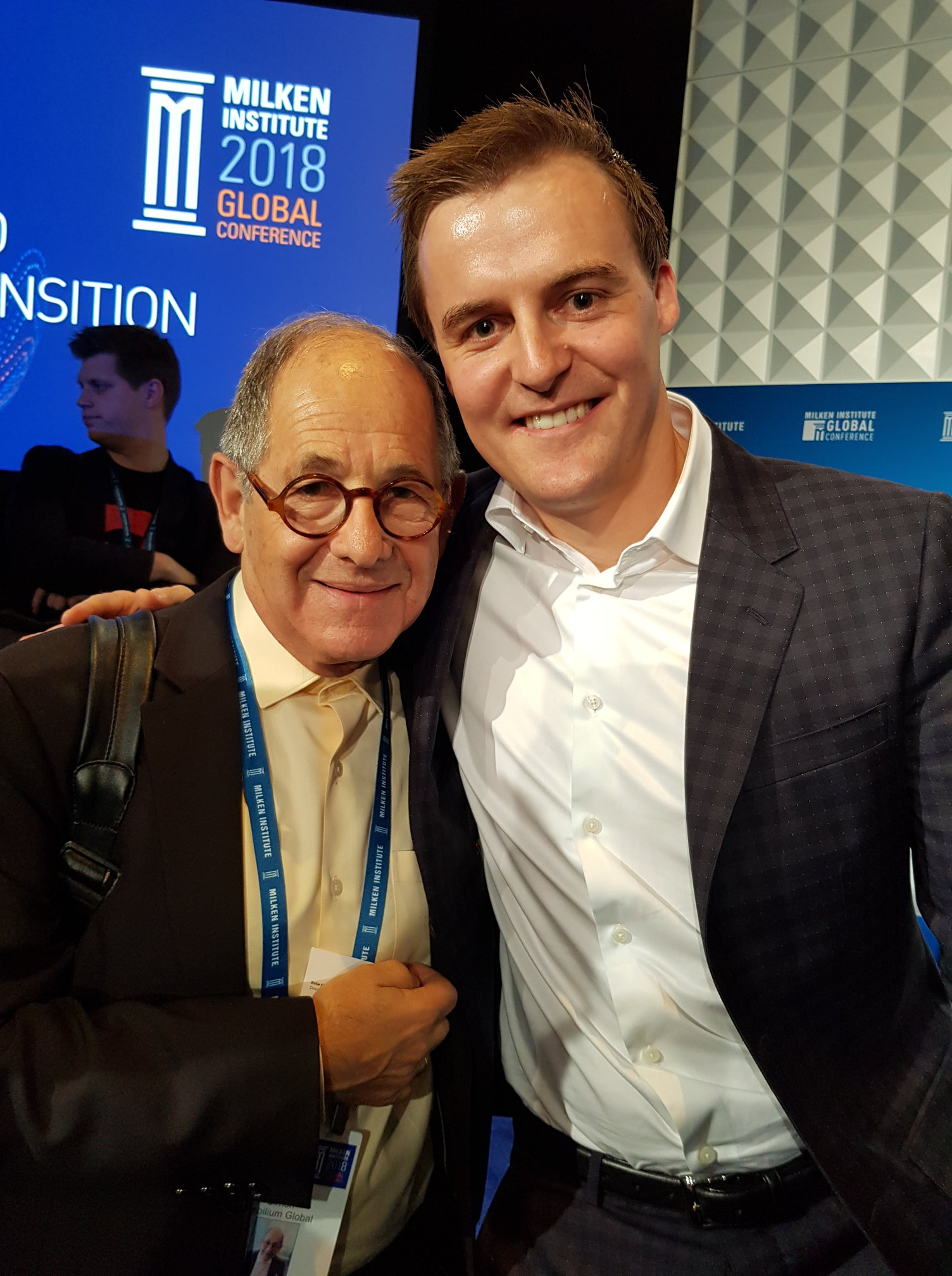 Los Angeles – Milken Global Conference