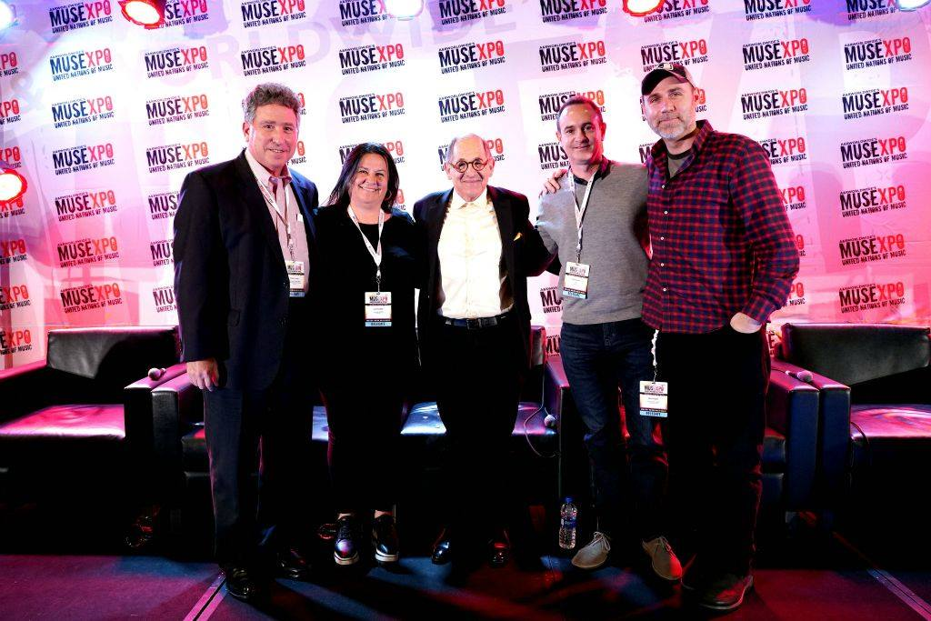 "Dateline: Hollywood, California – Musexpo's ""Digital Revolution"" keynote session"