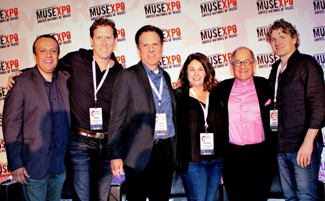 Musexpo 2019  session with senior Disney Executives