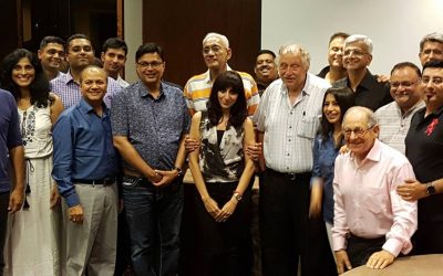 Dateline:  Tel Aviv – Indian ad industry leaders with legendary Israeli innovato…